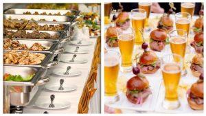 как удивить гостей смелым свадебным столом фото советы