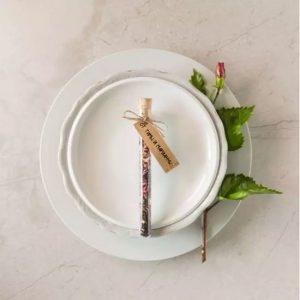 чай в колбочке, сувенирный чай на свадьбу